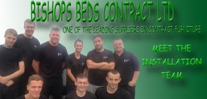 Bishops Beds Contract Installation Team