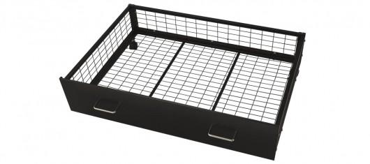 Black Under bed Storage Drawer