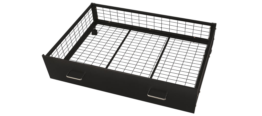Black Underbed Storage Drawers Bishops Beds Contract Furniture