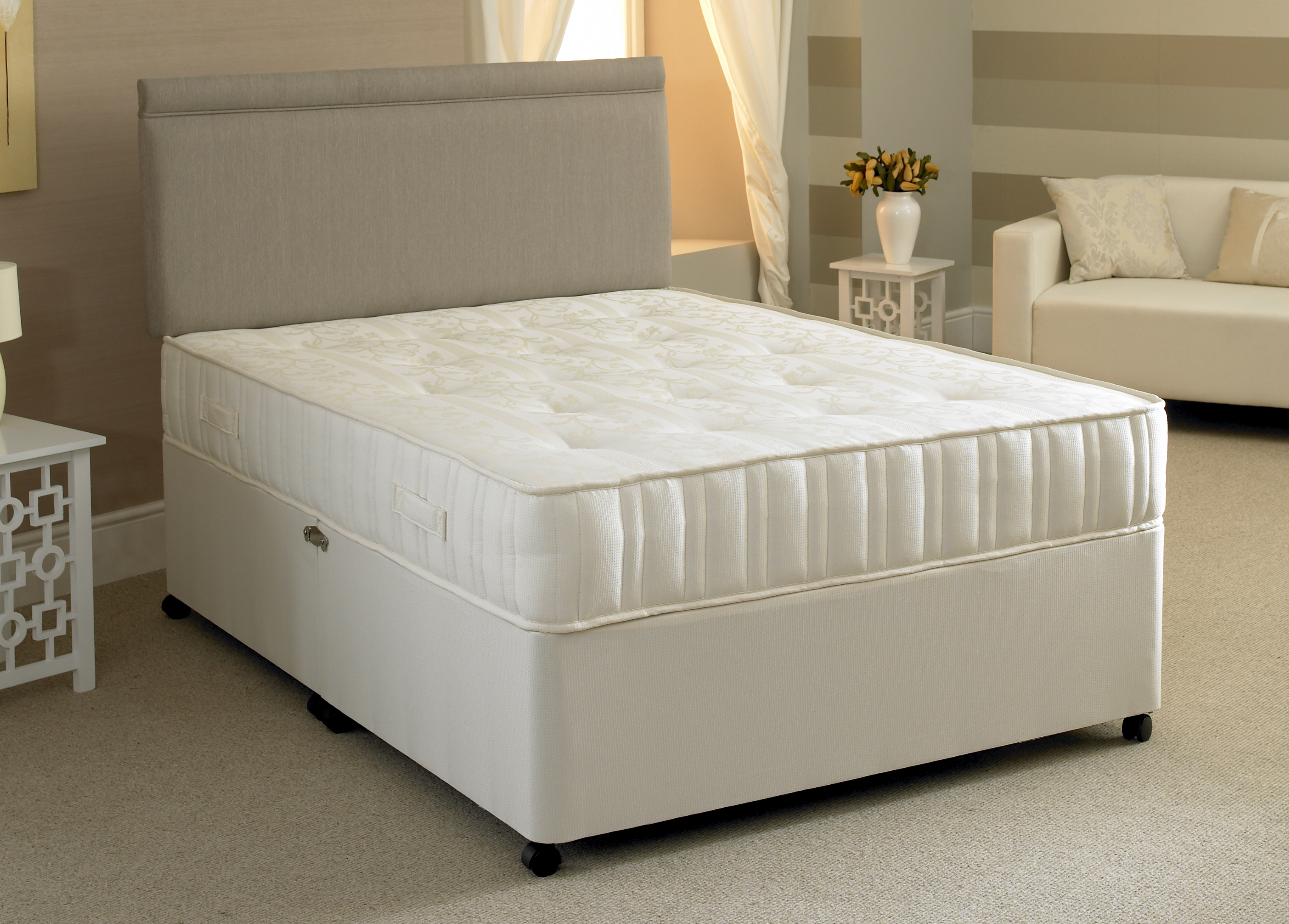 Hotel Classic Divan Bed Bishops Beds Contract Furniture