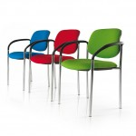 Elin Stacking Chair - BCPS0005