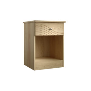 Cara Bedside 1 Drawer
