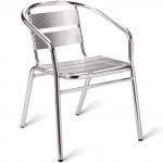 Aluminium Arm Chair