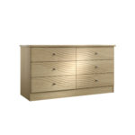 Cara 6 Drawer Chest