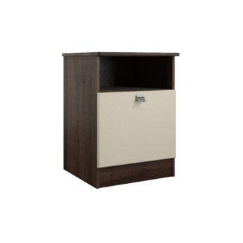 Elken Bedside Cupboard and Shelf