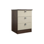 Elken Bedside 3 Drawer