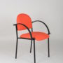 Spirte Chair with arms black
